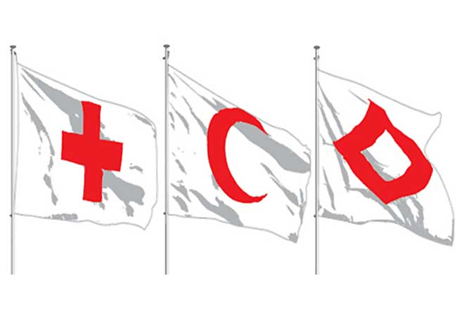 National Red Cross and Red Crescent Societies