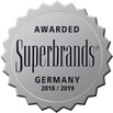 Superbrands Award 2018/2019
