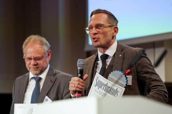 Superbrands-Verleihung in Berlin