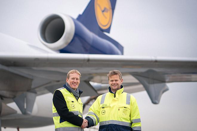 DRK kooperiert stärker mit Lufthansa Cargo