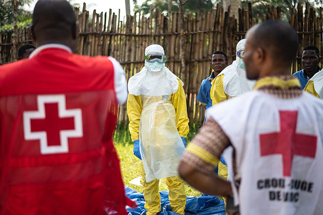 Hilfe gegen Ebola