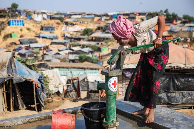 Ein Jahr Flucht aus Myanmar