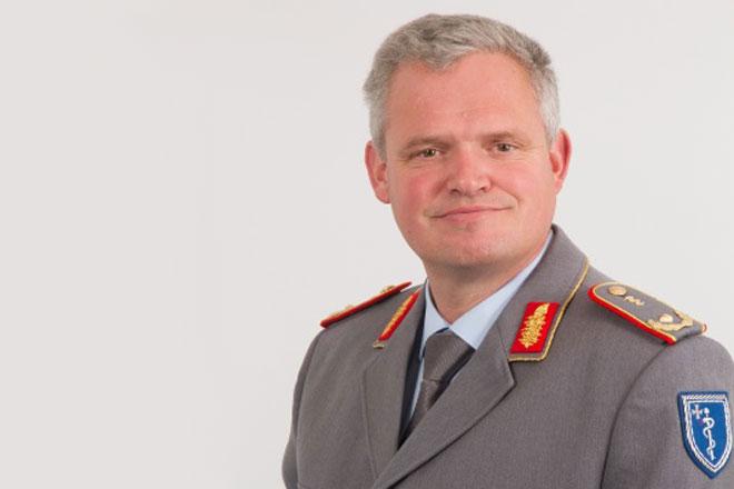 Bruno Most: Neuer Beauftragten für zivilmilitärische Zusammenarbeit