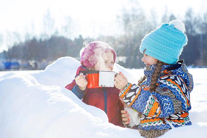 Vorsicht bei Kälte